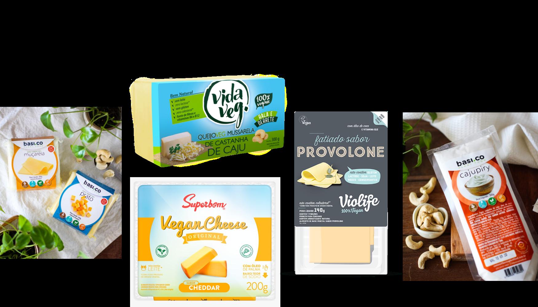 Queijos Veganos – Receita Pizza Vegan CANAL VEGFLIX